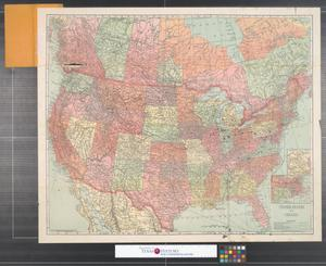 Primary view of object titled 'United States and Canada.'.
