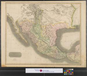 Primary view of Spanish North America
