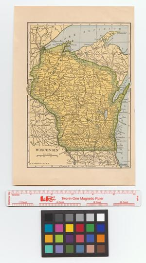 Primary view of object titled 'Wisconsin.'.