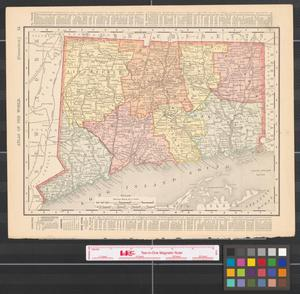 Primary view of object titled 'Connecticut.'.