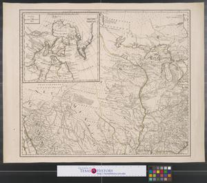 Primary view of [Map of the interior of North America and New Spain: Sheet 2]