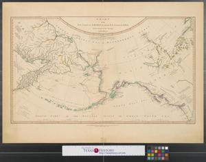 Primary view of Chart of the N.W. coast of America and the N.E. coast of Asia, explored in the years 1778 and 1779.
