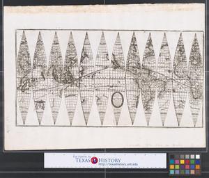 Primary view of Hos Globos Terracqueum, ac Cœlestem dicat, et donat Rm̃o P.D. Sigismundo Pollitio à Placentia Prœposito Generali Monachorum Eremitorum S. Hyeronimi Congreg: Lombardiæ, P.M. Coronelli, Cosmographus P.