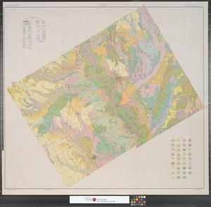 Primary view of object titled 'Soil map, Falls County Texas.'.