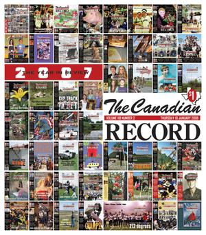 Primary view of object titled 'The Canadian Record (Canadian, Tex.), Vol. 118, No. 02, Ed. 1 Thursday, January 10, 2008'.