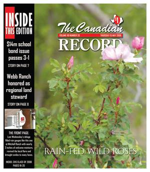 The Canadian Record (Canadian, Tex.), Vol. 118, No. 20, Ed. 1 Thursday, May 15, 2008