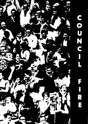 Primary view of Council Fire, Handbook of McMurry College, [1968]