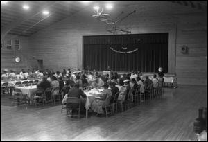 Primary view of object titled '[Negro Chamber of Commerce of Cleveland First Annual Banquet]'.
