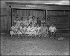[Fostoria Lumber Company Baseball Team]