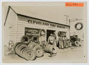 [Cleveland Tire Service]
