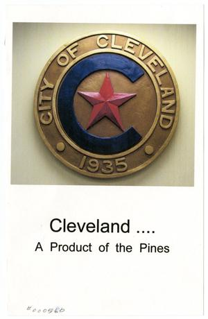 Primary view of object titled '[City of Cleveland Emblem]'.