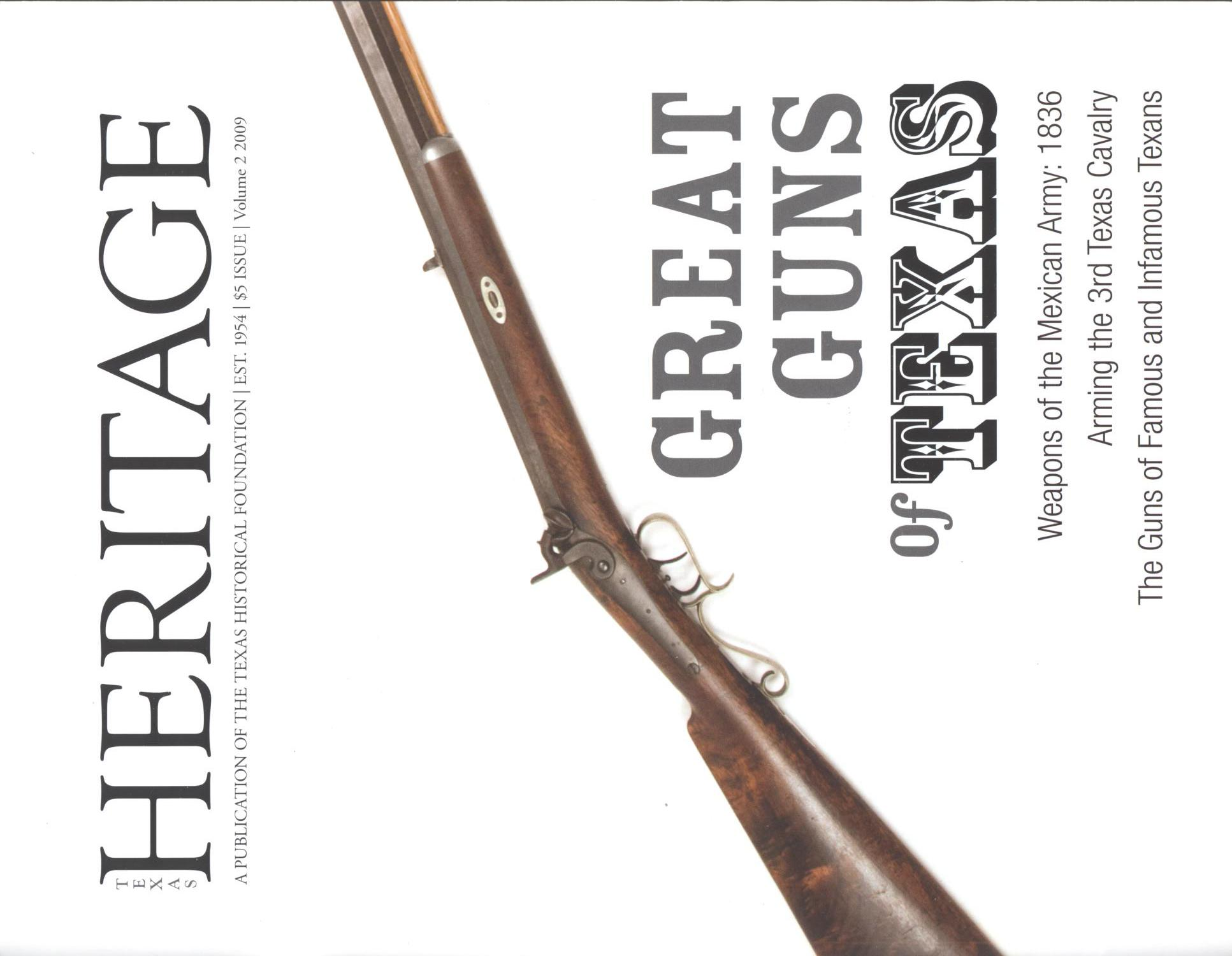 Heritage, 2009, Volume 2                                                                                                      Front Cover