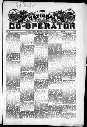 Primary view of object titled 'The National Co-Operator (Mineola, Tex.), Vol. 2, No. 7, Ed. 1 Wednesday, February 28, 1906'.