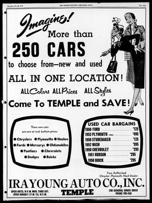 armored sentinel temple tex vol 11 no 9 ed 1 thursday Automobiles in the 1920s up ing item 9