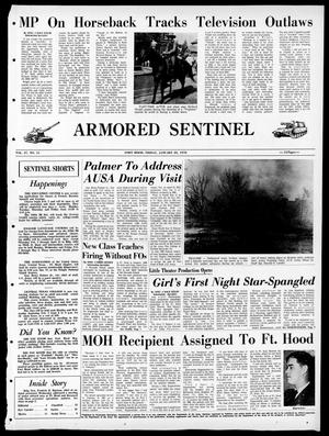 Armored Sentinel (Temple, Tex.), Vol. 27, No. 51, Ed. 1 Friday, January 23, 1970