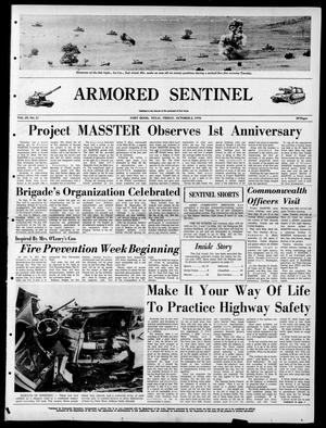 Armored Sentinel (Temple, Tex.), Vol. 29, No. 37, Ed. 1 Friday, October 2, 1970