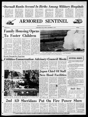 Armored Sentinel (Temple, Tex.), Vol. 29, No. 47, Ed. 1 Friday, December 11, 1970