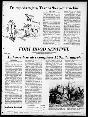 Primary view of object titled 'Fort Hood Sentinel (Temple, Tex.), Vol. 32, No. 41, Ed. 1 Friday, December 14, 1973'.
