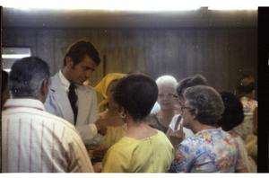 [Charles Wilson Speaks with Vidor Constituents]