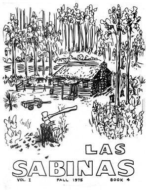 Primary view of object titled 'Las Sabinas, Volume 1, Number 4, October 1975'.
