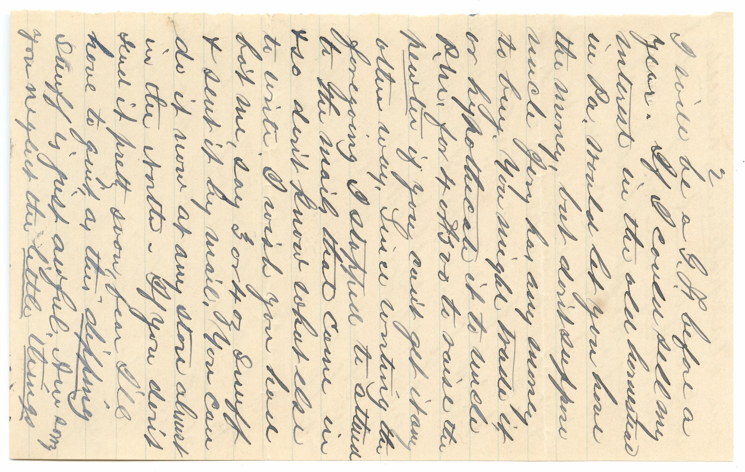 [Letter from John Patterson Osterhout to Paul Osterhout, June 7, 1886]                                                                                                      [Sequence #]: 3 of 4
