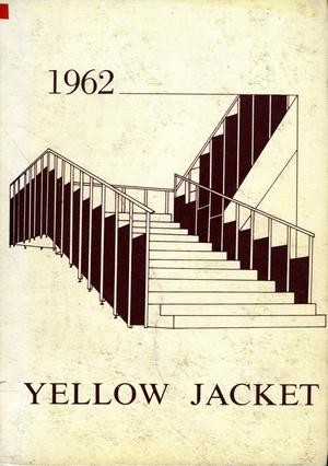 Primary view of object titled 'The Yellow Jacket, Yearbook of Thomas Jefferson High School, 1962'.