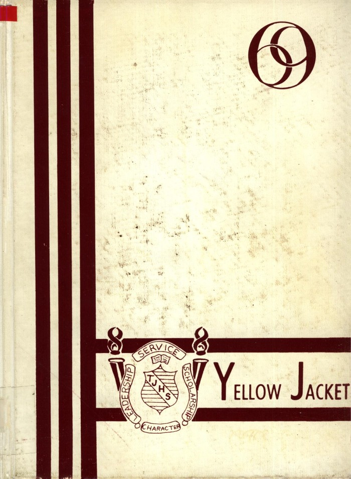 The Yellow Jacket, Yearbook of Thomas Jefferson High School