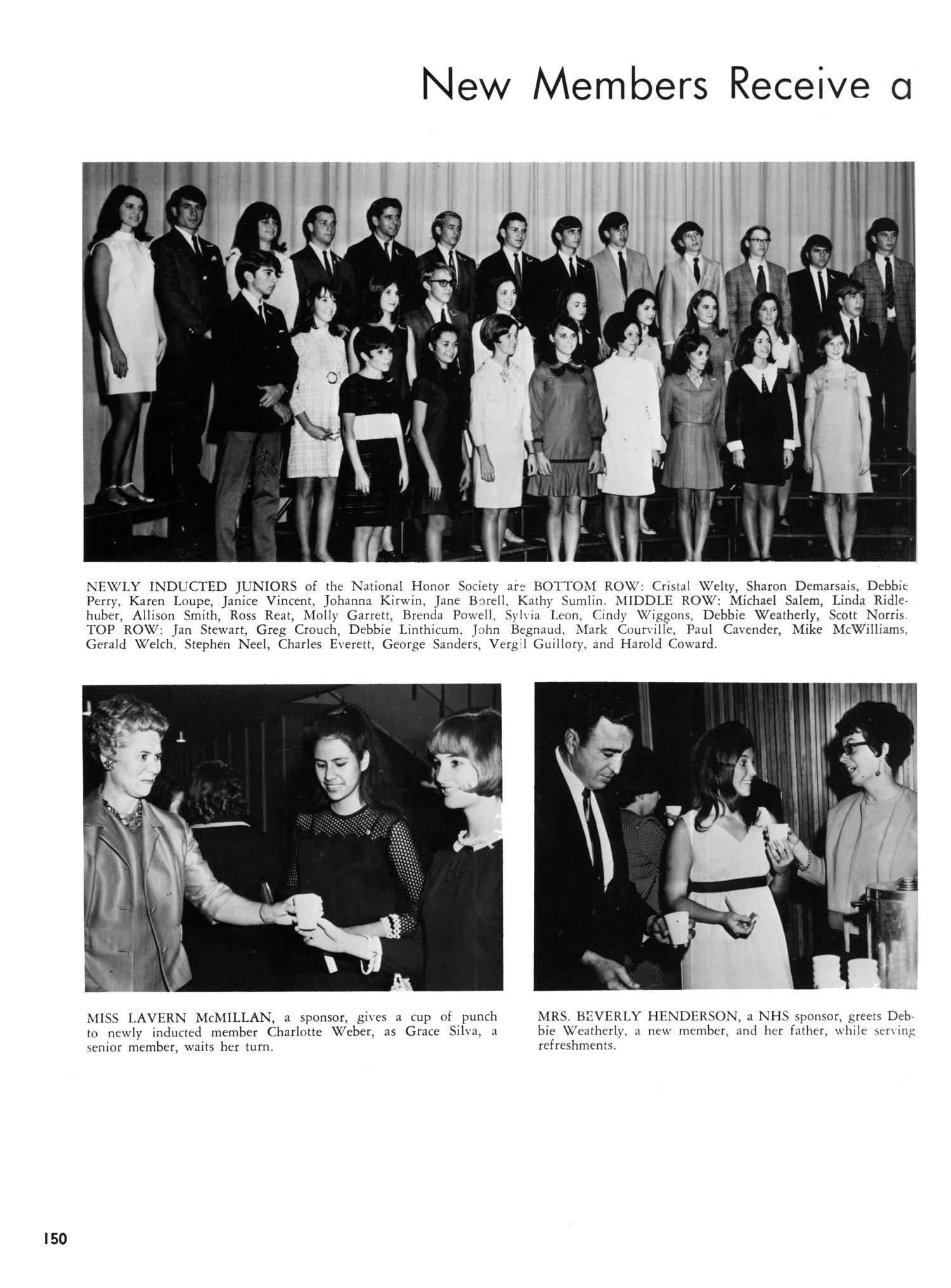 The aerie yearbook of university of north texas 1995 page 44 unt - The Yellow Jacket Yearbook Of Thomas Jefferson High School 1969 Page 150 Micaela Campos Screening Audition For The University Of North Texas