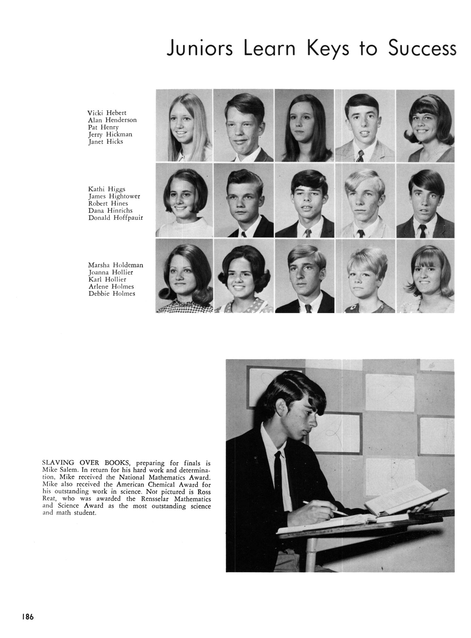 The aerie yearbook of university of north texas 1995 page 44 unt - The Yellow Jacket Yearbook Of Thomas Jefferson High School 1969 Page 186