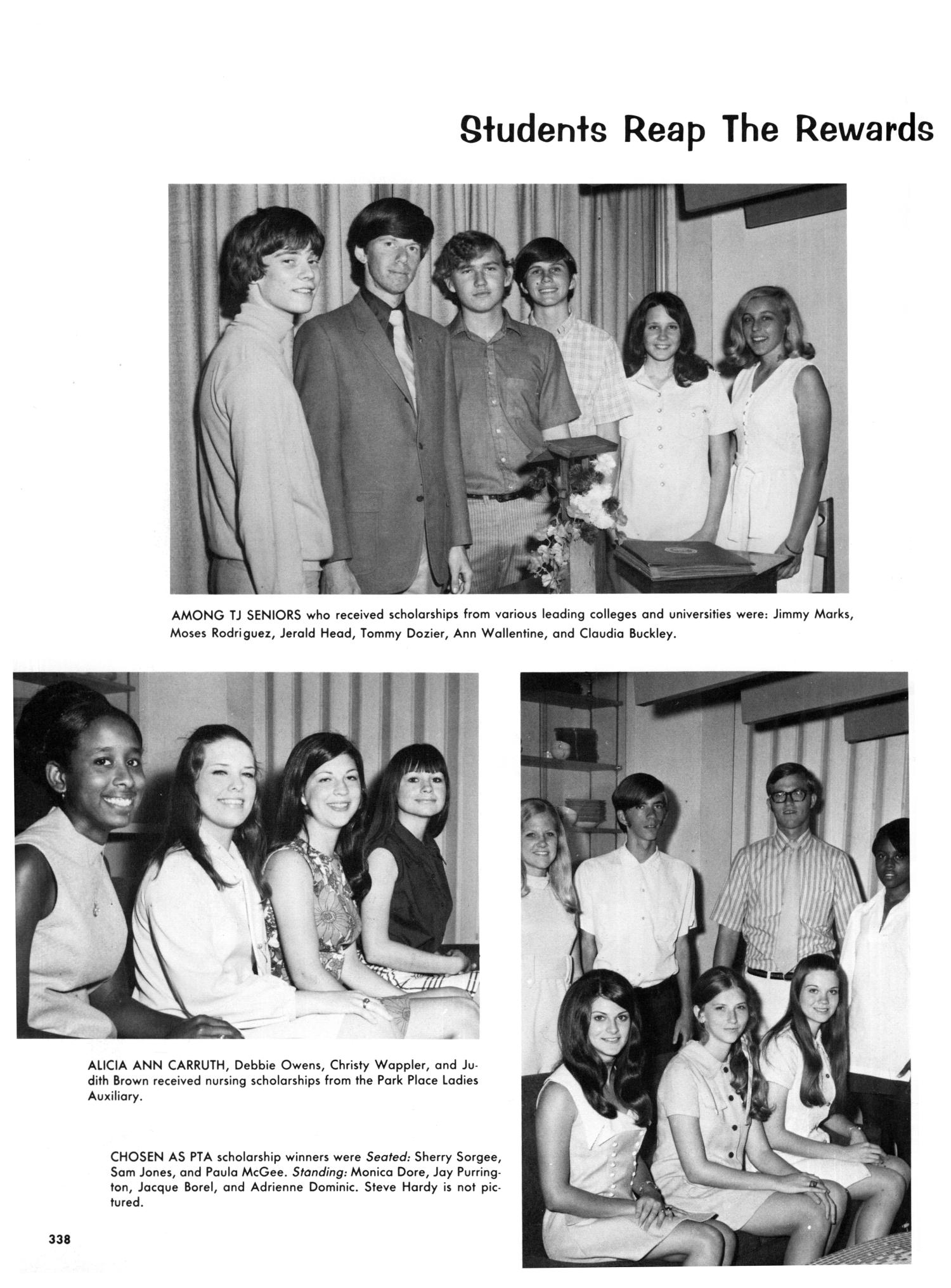The aerie yearbook of university of north texas 1995 page 44 unt - The Yellow Jacket Yearbook Of Thomas Jefferson High School 1971 Page 338 Live Facebook Stream Of The University Of North Texas