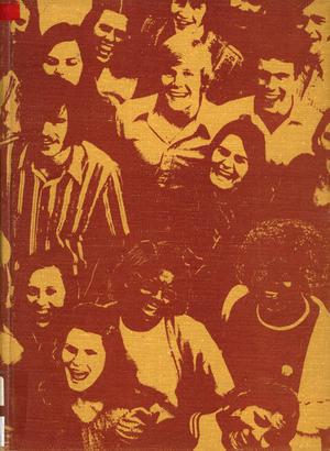 Primary view of object titled 'The Yellow Jacket, Yearbook of Thomas Jefferson High School, 1972'.