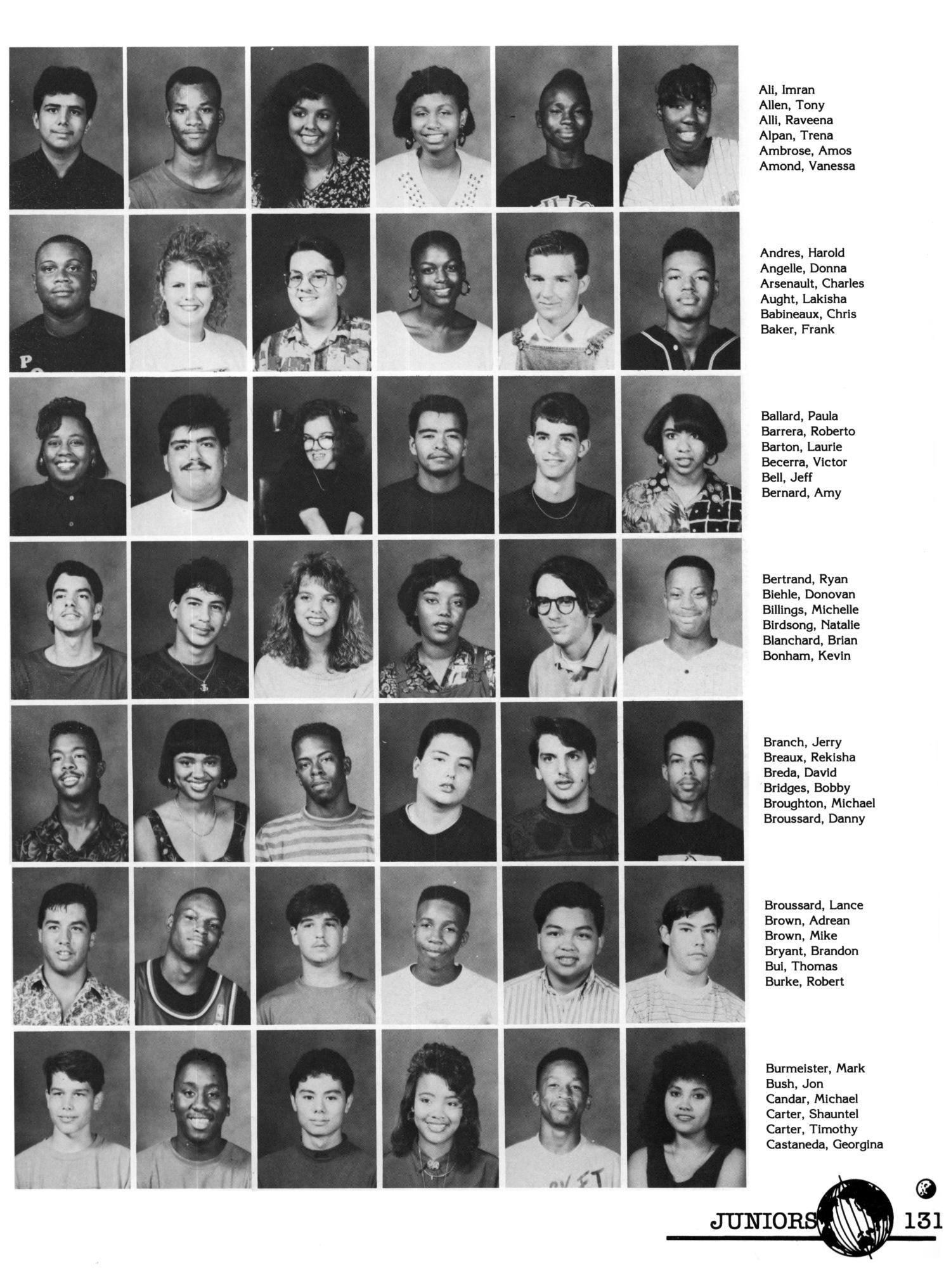 High School Yearbooks - m
