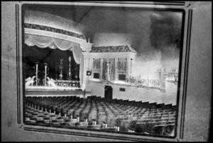Primary view of object titled '[Interior of the Texas Theater]'.