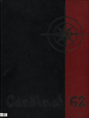 The Cardinal, Yearbook of Lamar State College of Technology, 1962