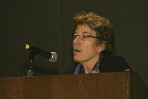[Margaret (Peg) Brady Speaking at TCAFS Annual Meeting]