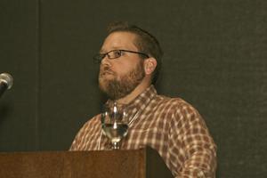 [Preston Bean Speaking at TCAFS Annual Meeting]