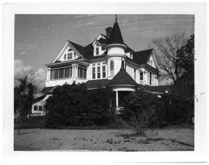 Primary view of object titled '[722 S. Magnolia - Lucas Davey House]'.