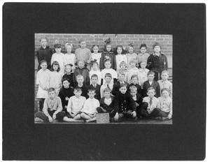 Primary view of object titled '[Rusk School Students - Palestine]'.
