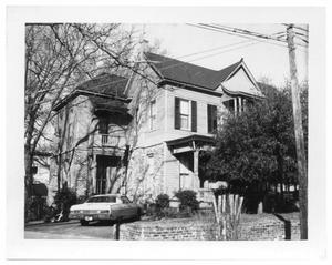 Primary view of object titled '[501 S. Magnolia]'.