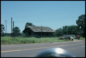 Primary view of object titled '[Neches Depot]'.