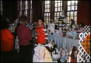 Primary view of object titled '[Craft Show at the Museum for East Texas Culture]'.