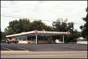 Primary view of object titled '[Dairy Queen - E. Palestine Ave]'.