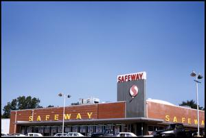 Primary view of object titled '[Safeway Store in Palestine]'.
