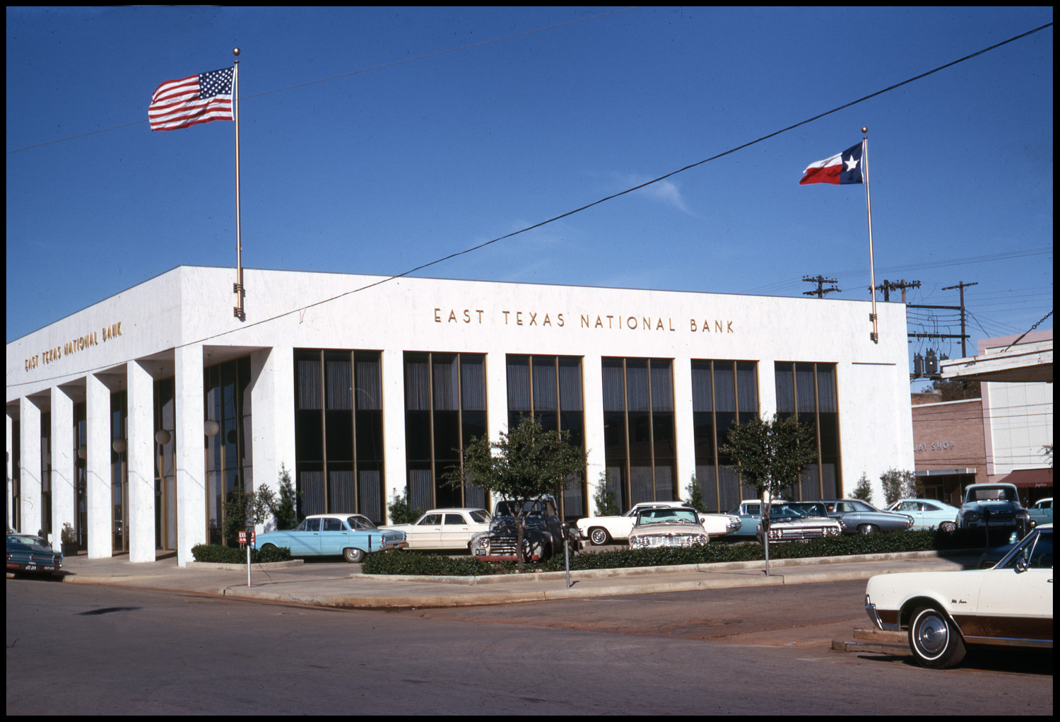 [East Texas National Bank - Palestine]                                                                                                      [Sequence #]: 1 of 1