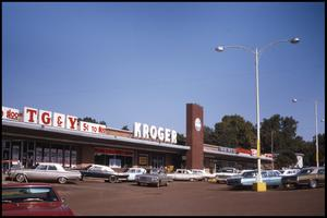 Primary view of object titled '[Kroger and TG&Y Stores- Palestine]'.