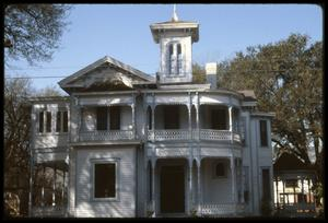Primary view of object titled '[301 S. Magnolia - Bowers Mansion]'.