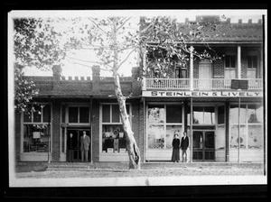 Primary view of object titled '[Unidentified Anderson County Stores 80469]'.