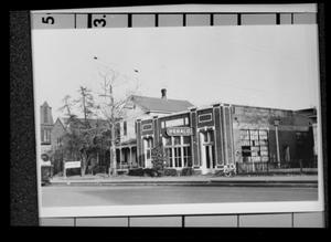 Primary view of object titled '[410 Avenue A - Palestine Daily Herald Building]'.