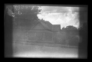 Primary view of object titled '[Unidentified House 01366]'.