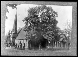 Primary view of object titled '[Unidentified Church]'.